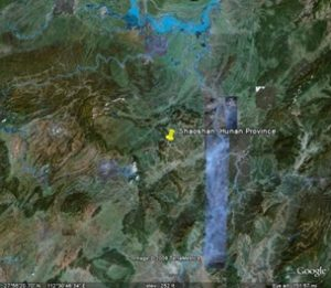 shaoshan-google-earth